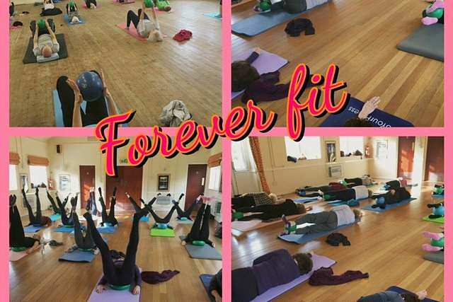 Forever- Fit Pilates